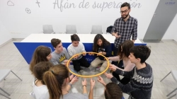Los alumnos de Castilla y León son los segundos que mejor trabajan en equipo, según PISA