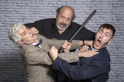 La explosiva comedia ¡Dinamita! llega a Tordesillas