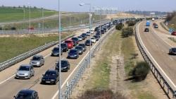 Usuarios y transportistas alertan del «mal estado» de las autovías A-62 y A-67