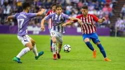 El Valladolid toma ventaja ante el Sporting de Gijón