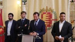 Ya es oficial: El exfutbolista Ronaldo es el nuevo propietario del Real Valladolid