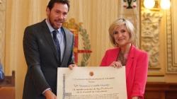 La mejor médico del mundo ya es Hija Predilecta de Valladolid