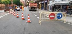 La conclusión de la reforma de calle Panaderos se retrasa