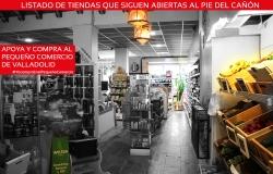 Apoya al pequeño comercio de Valladolid: Listado de tiendas que siguen abiertas