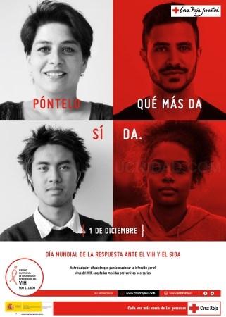 CRUZ ROJA ATIENDE EN VALLADOLID A 75 PERSONAS A TRAVéS DE SU PROGRAMA DE AYUDA A DOMICILIO PARA PERSONAS ENFERMAS DE SIDA