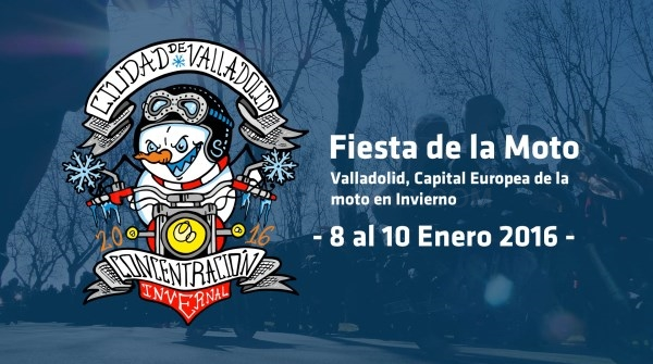 Fiesta de la Moto Valladolid 2016