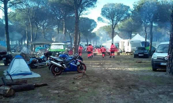 CRUZ ROJA | 23 PERSONAS RECIBEN ASISTENCIA EN 'MOTAUROS 2016'