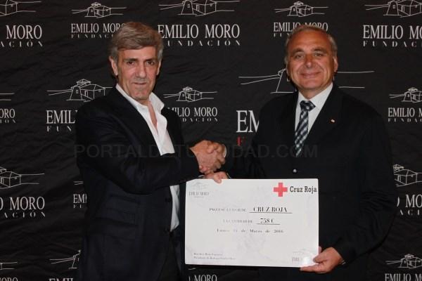 BODEGAS EMILIO MORO ENTREGA A CRUZ ROJA LOS FONDOS OBTENIDOS EN SU CAMPAÑA #DIAINTERNACIONALDELAMUJER