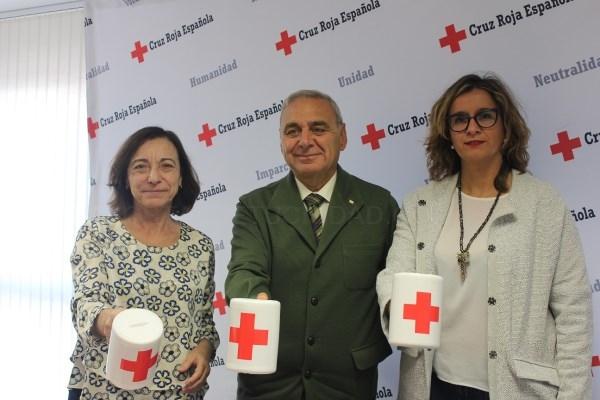 CRUZ ROJA DEDICARá EL 'DíA DE LA BANDERITA' A LA LUCHA CONTRA LA POBREZA INFANTIL