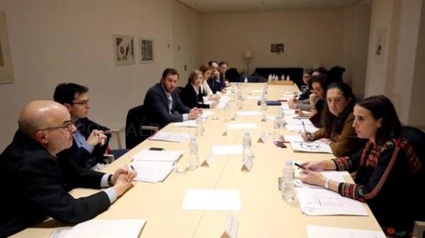 REUNIóN DEL PATRONATO DE LA FUNDACIóN PATIO HERRERIANO - ICAL | ABC.ES