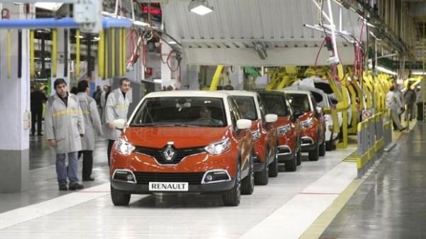 Récord de producción en las factorías de Renault de Palencia y Valladolid, con un aumento del 20%