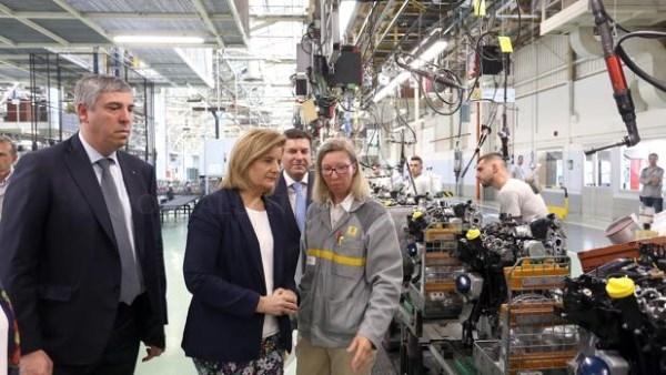 La planta de inyección de aluminio de Renault en Valladolid arrancará en 2018 con cien empleos