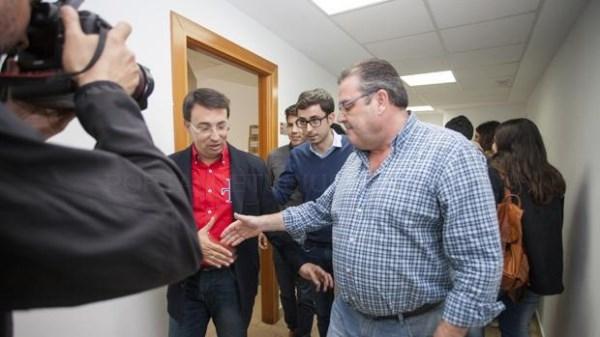 Primarias provinciales: Pablos seguirá al frente del PSOE de Salamanca y León tendrá segunda vuelta