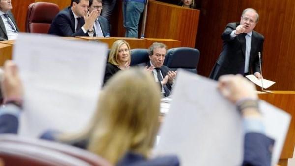 HERRERA ANUNCIA QUE EL LUNES SE CONVOCARá UN CONCURSO PERMANENTE DE FUNCIONARIOS