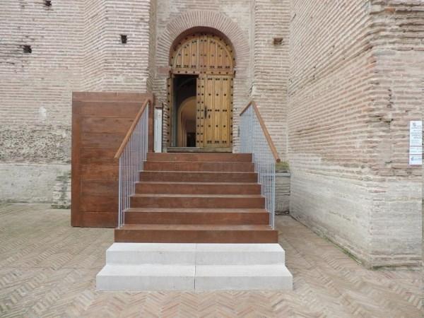 Junta destina 50.000 euros para mejorar la accesibilidad en el Castillo de la Mota de Medina del Campo