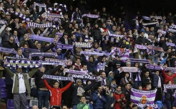 El Valladolid, gran juego e imagen pero sin recompensa ante el Sevilla
