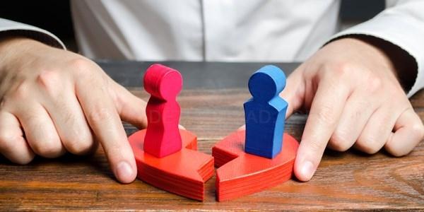 ¿Qué es lo que inclina a las parejas a tramitar sus divorcios o separaciones de común acuerdo?