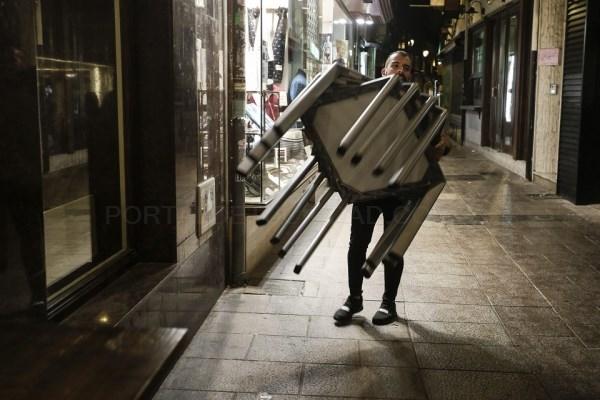 Hostelería y comercio vuelven a cerrar desde el miércoles