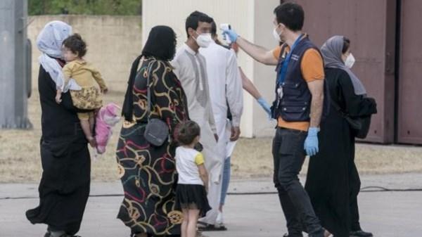 Castilla y León acoge a los primeros 28 refugiados afganos