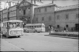 Exposición 50 aniversario del transporte urbano en Vitoria - Tuvisa