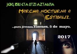 MARCHA NOCTURNA A ESTíBALIZ