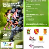 III Media maratón Rioja Alavesa 2017