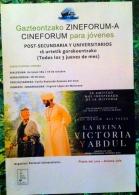 Cine Forum para jóvenes