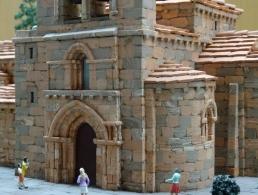 Exposición de maquetas de iglesias rurales y ermitas de Álava