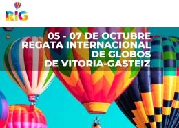 I Regata Internacional de Globos Aerostáticos