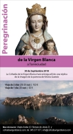 Peregrinación de la Cofradía de la Virgen Blanca a Torreciudad