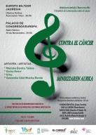 """""""MÚSICA CONTRA EL CÁNCER"""""""