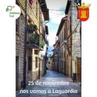 Salimos Hoy a Laguardia