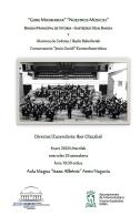 """""""Nuestros músicos"""" por la Banda Municipal de Vitoria"""