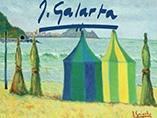 Julio Galarta, el paisajista con alma