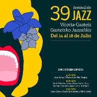 39 Edición del Festival de Jazz de Vitoria-Gasteiz