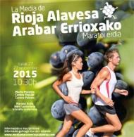 Rioja Alavesa celebrará su I Media Maratón