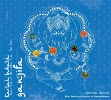 Cartas desde la India. Ganjifa