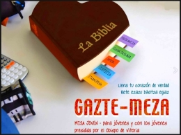 GAZTE-MEZA. Misa para jóvenes