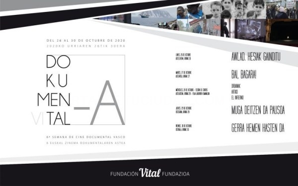 VI edición de la Semana de Cine Documental Vasco