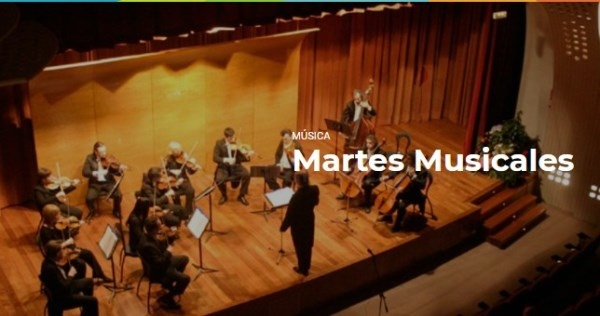 Martes musicales