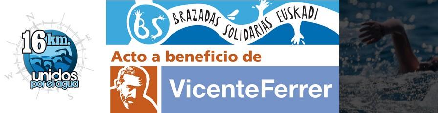 Brazadas Solidarias Euskadi