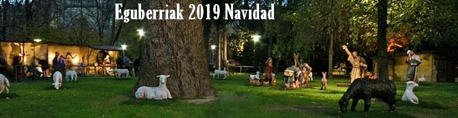 Navidad 2019 Eguberriak