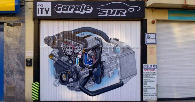 Garaje electromecánico en Vitoria-Gasteiz