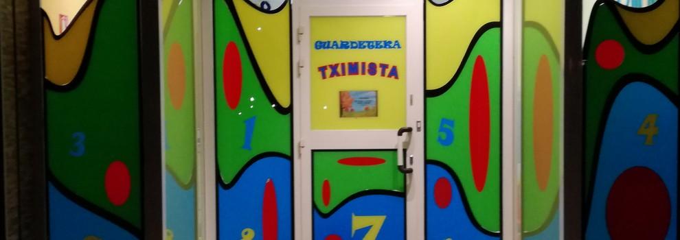 escuela infantil en Vitoria-Gasteiz