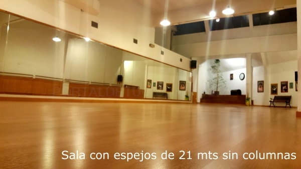 Tarima escuela de danza