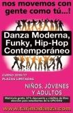 Danza moderna, Bailes salón