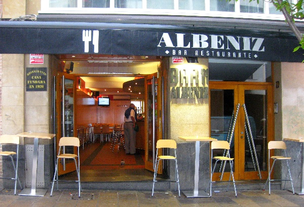 Bar Restaurante Albeniz