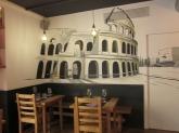 Pizzeria horno leña , Restaurante italiano