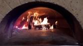 Pizzeria horno leña