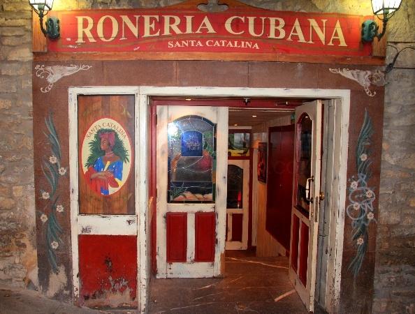 Ronería Cubana